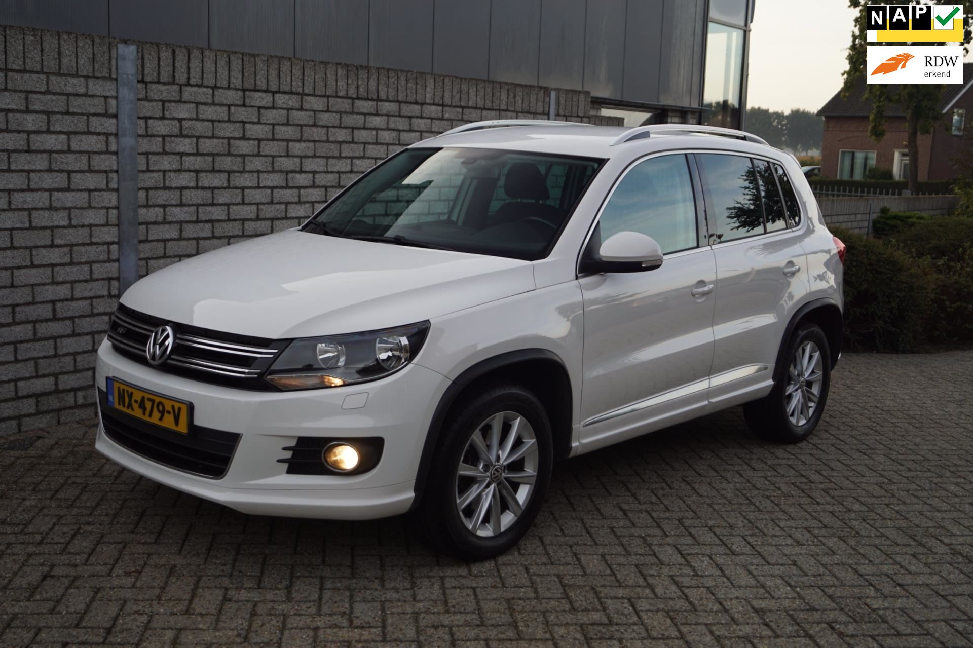 Volkswagen Tiguan occasion - Autobedrijf H. Wijdeven V.o.f.