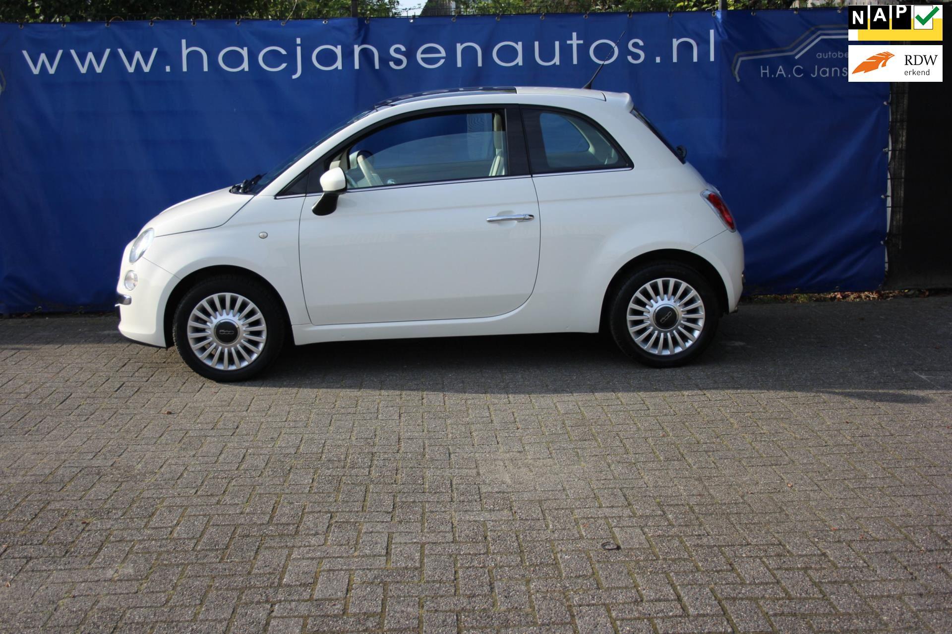 Fiat 500 occasion - Autobedr. VOF HAC Jansen
