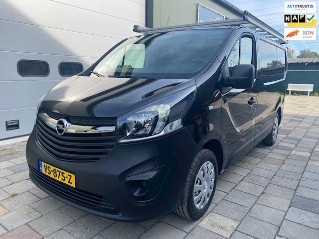 Opel Vivaro 1.6 CDTI L1H1 Sport Airco Navi Cruise 104dkm