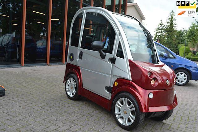 achensa A50 city car, Canta, overdekte scootmobiel occasion - Autobedrijf Kiewiet (Auto 25)
