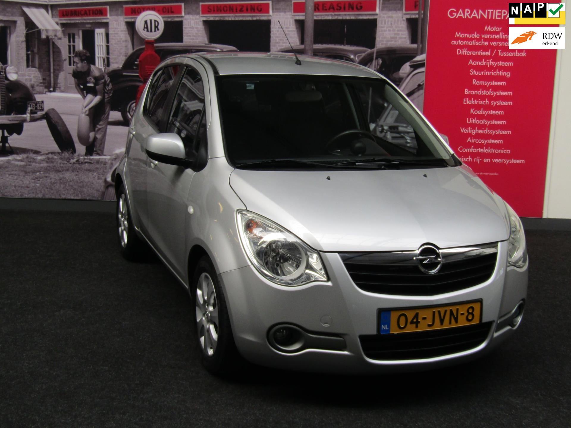 Opel Agila occasion - Autobedrijf Het Hof