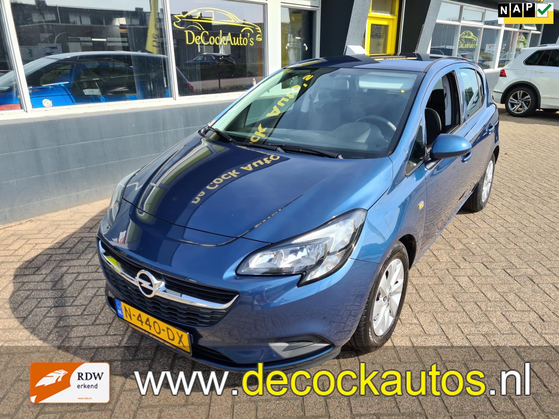 Opel Corsa occasion - De Cock Auto's