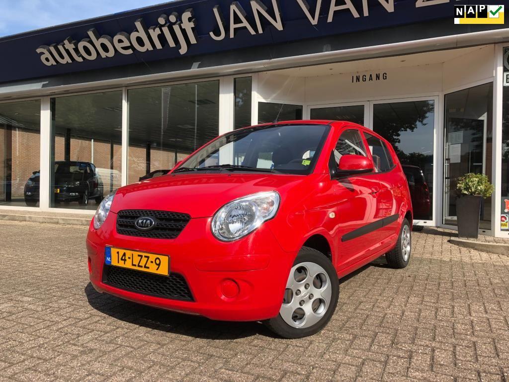 Kia Picanto occasion - Autobedrijf Jan van Zeeland v.o.f.