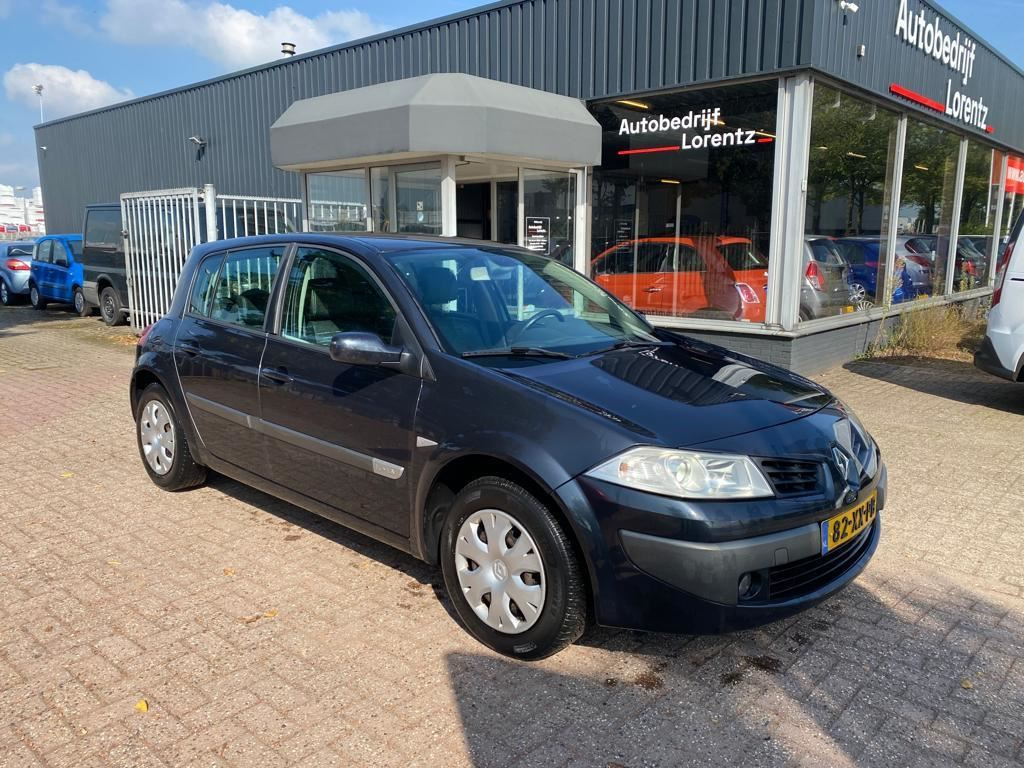 Renault Mégane occasion - Autobedrijf Lorentz