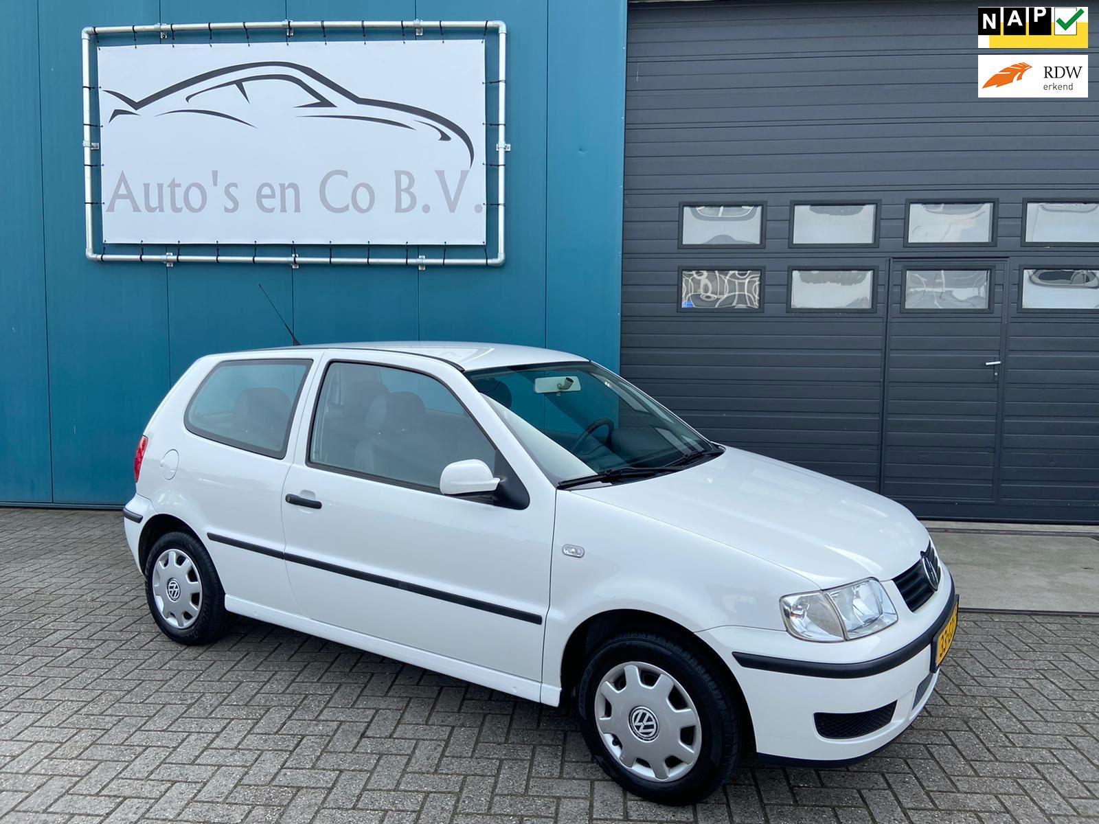 Volkswagen Polo occasion - Auto's en Co B.V.