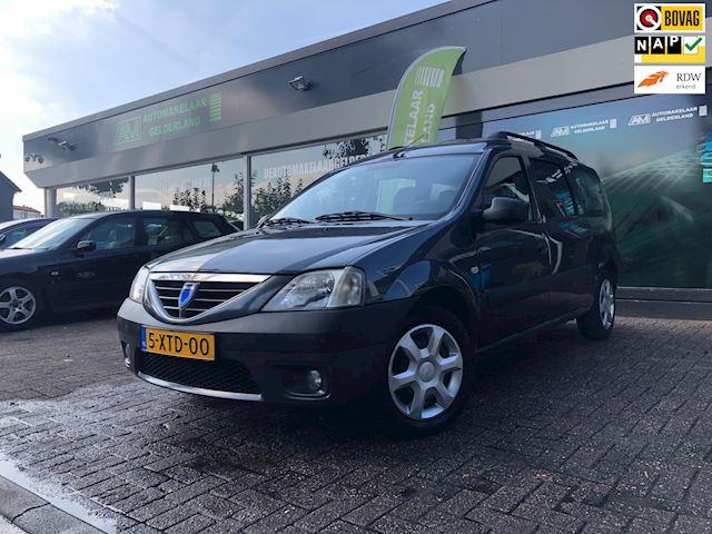 Dacia Logan MCV 1.6-16V Lauréate 7p. 2e Eigenaar Nieuwe Apk Airco