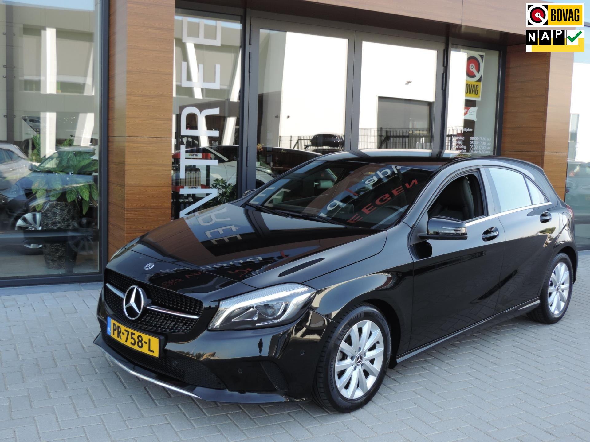 Mercedes-Benz A-klasse occasion - Autobedrijf van Meegen