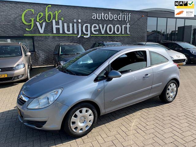 Opel Corsa 1.2-16V Enjoy. DEALER ONDERHOUDEN