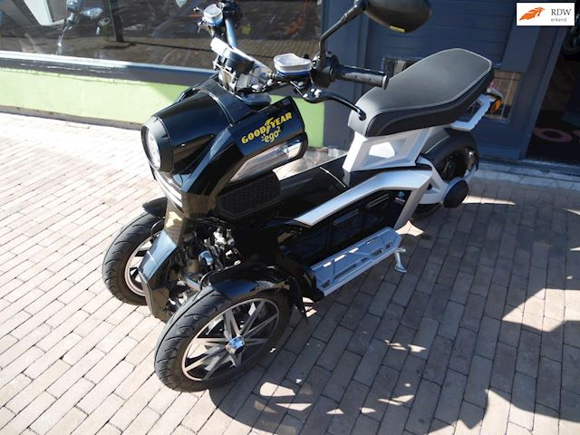 Goodyear Bromscooter Ego 2