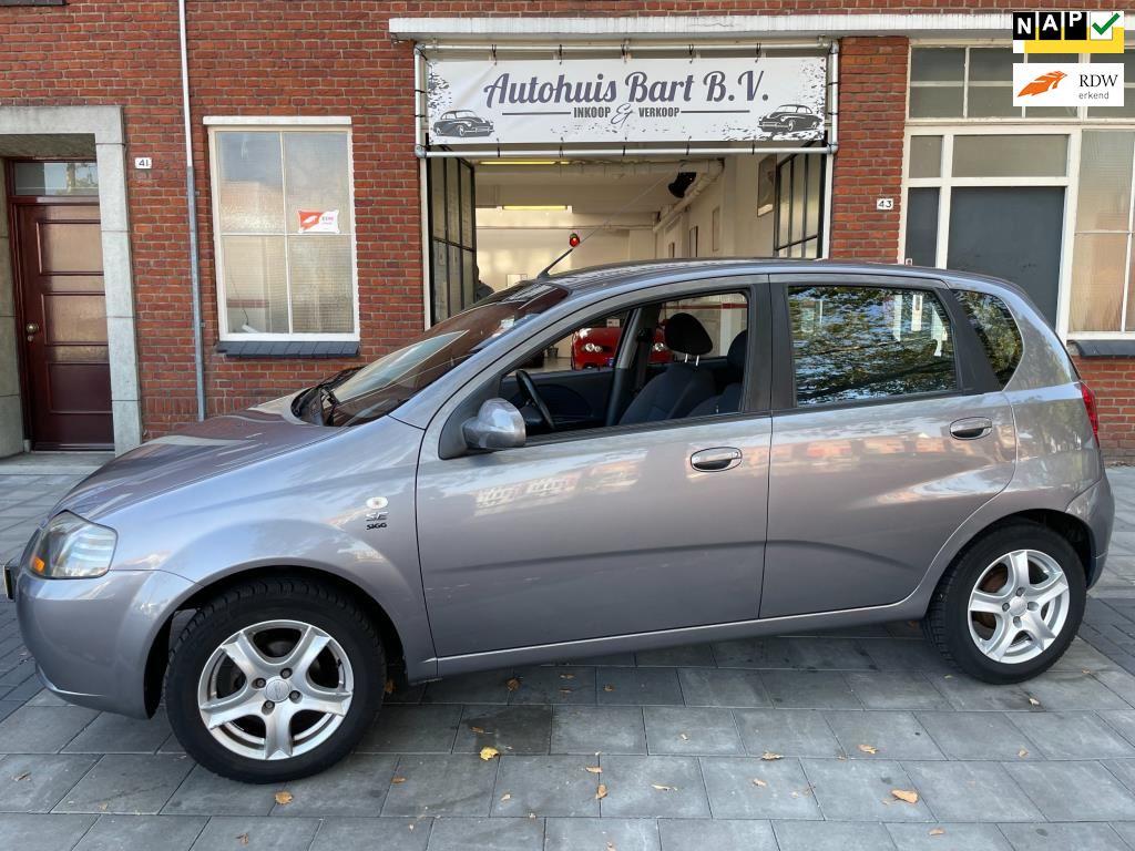 Chevrolet Kalos occasion - Autohuis Bart Bv
