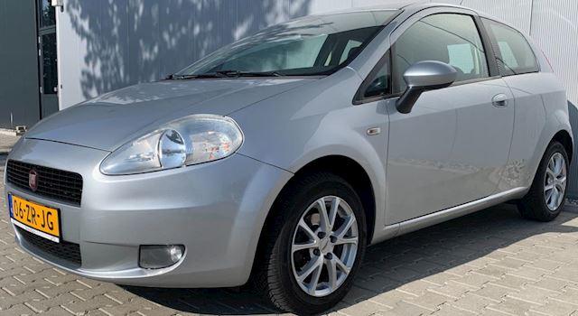 Fiat Grande Punto 1.4 Dynamic|Airco|APK|NAP|Zeer nette auto