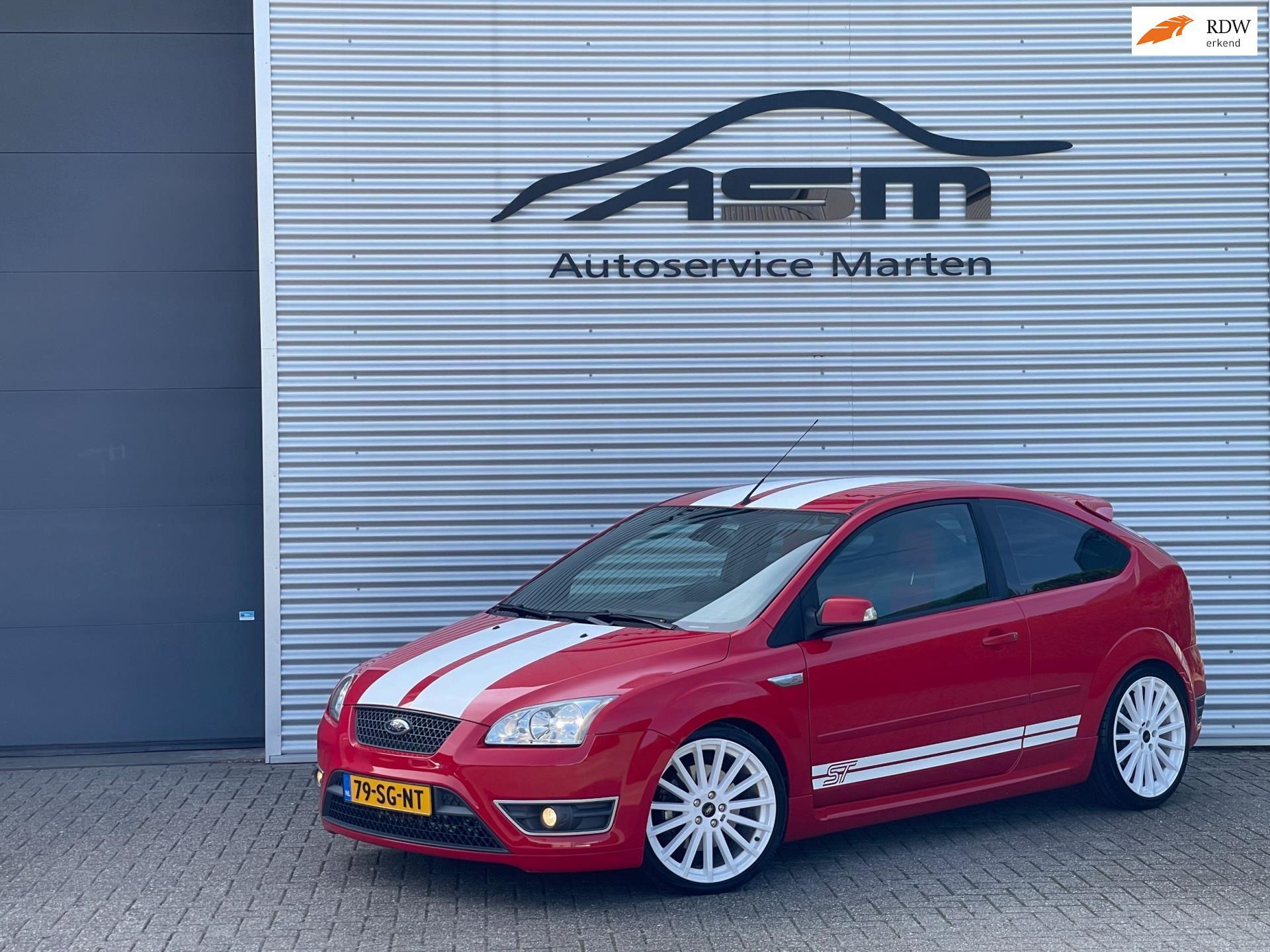 Ford Focus occasion - ASM Autoservice Marten