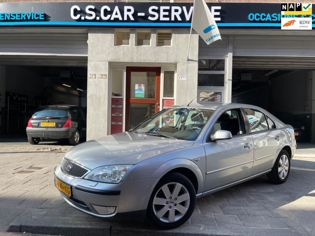 Ford Mondeo occasion - CS Car Service