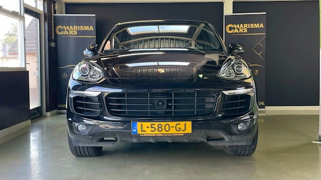 Porsche Cayenne 3.0 D PLATINUM EDITION