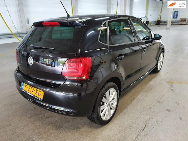Volkswagen Polo 1.2 benzine 5DRS Zwart