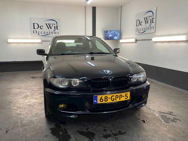 BMW 3-serie Coupé 330Cd Executive AUT. uitv. incl. M pakket.  in ZEER MOOIE VOLLE STAAT !! NWEAPK/GARANTIE.