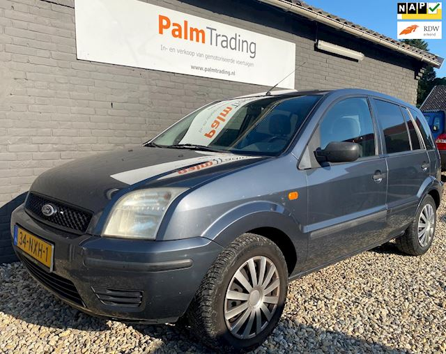Ford Fusion 1.4-16V Core 2002 AIRCO HOGE INSTAP
