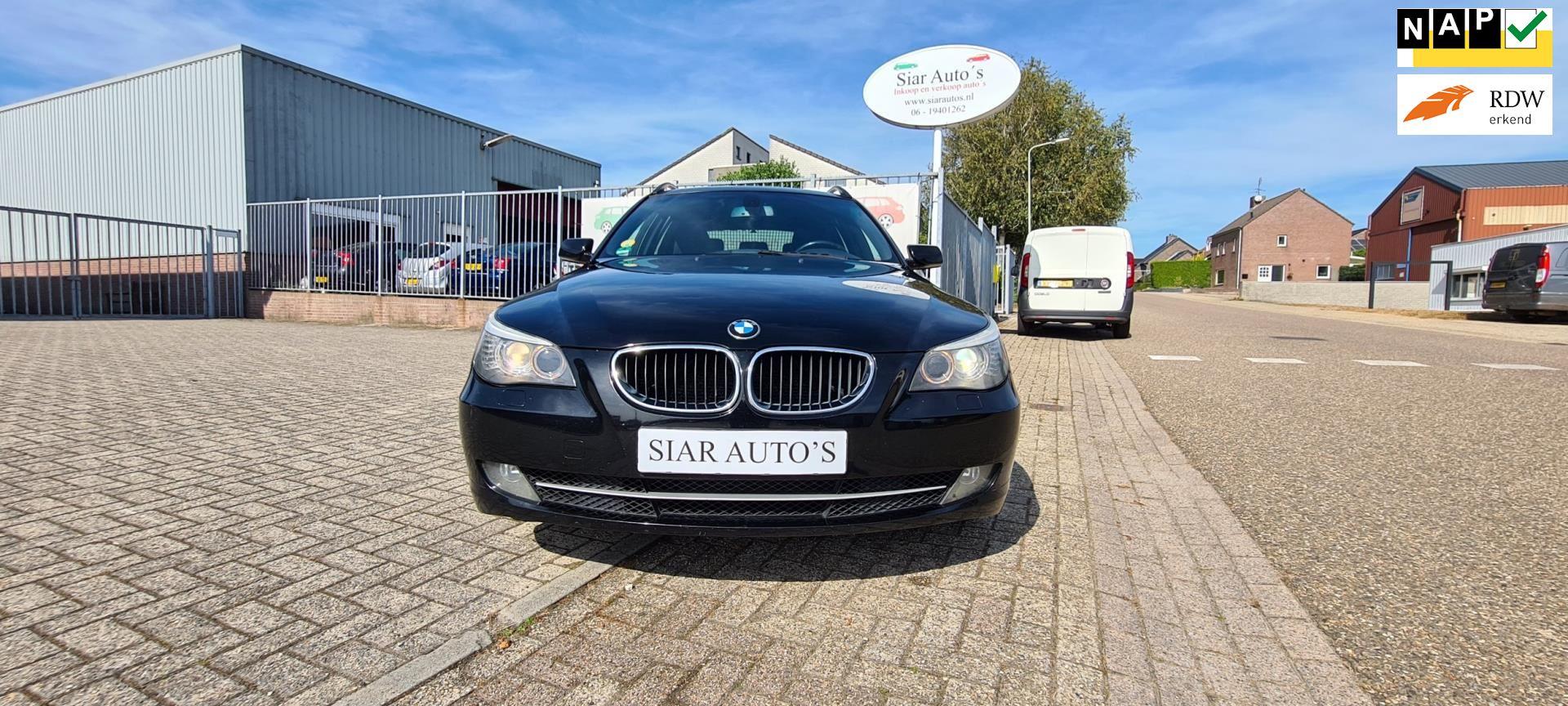 BMW 5-serie Touring occasion - Siar Auto's