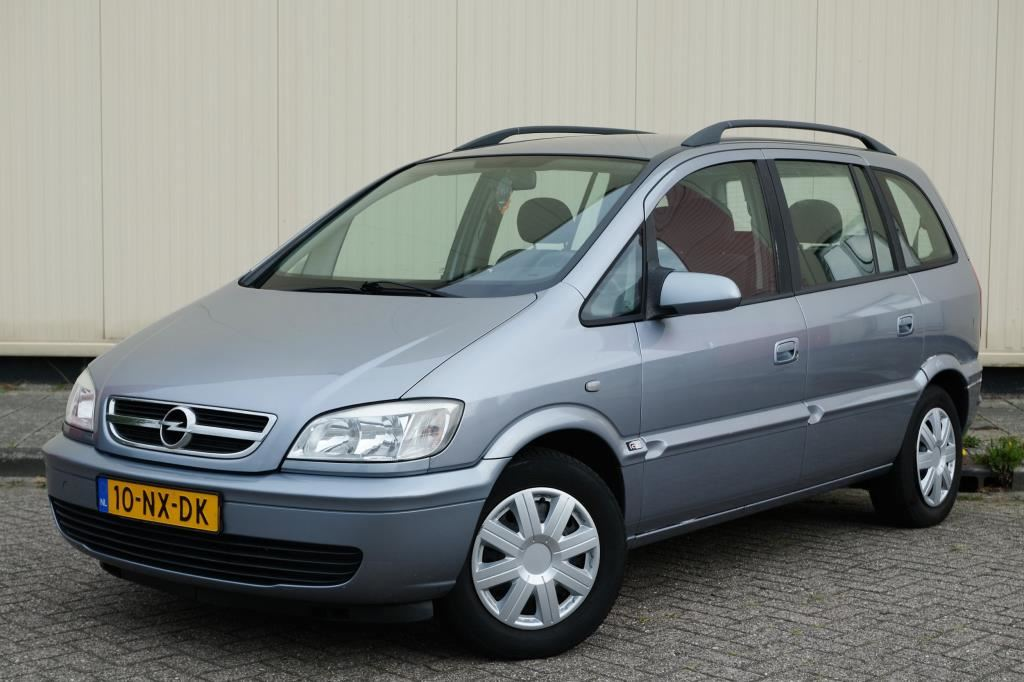 Opel Zafira occasion - Autohuis Sappemeer