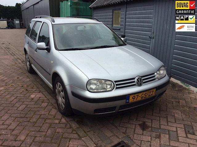 Volkswagen Golf Variant 1.9 TDI Trendline alleen export of handel