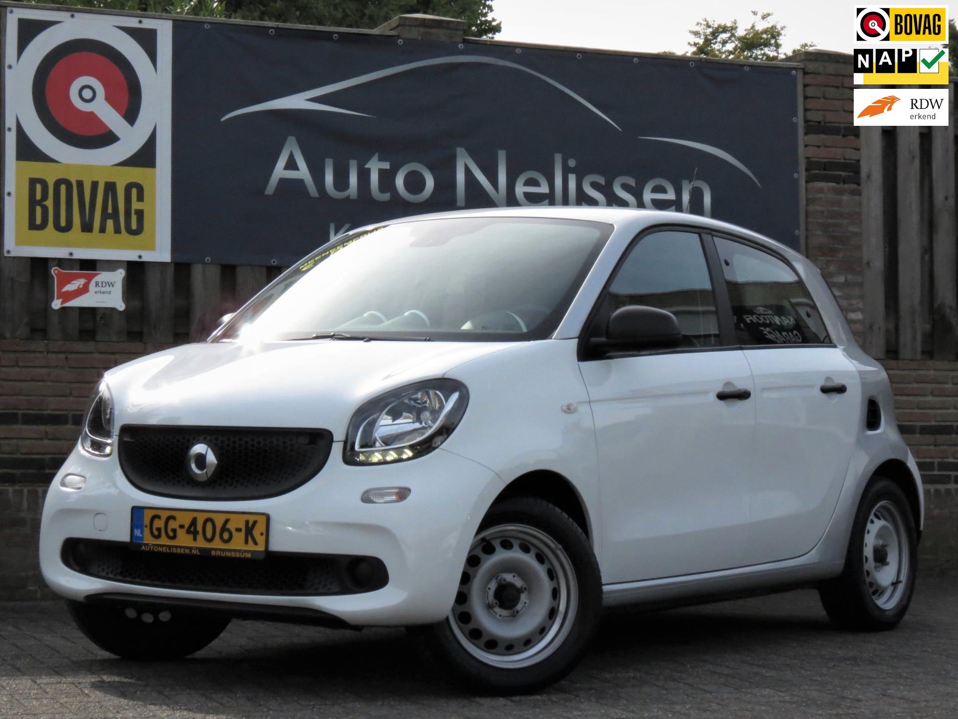 Smart Forfour occasion - Auto Nelissen