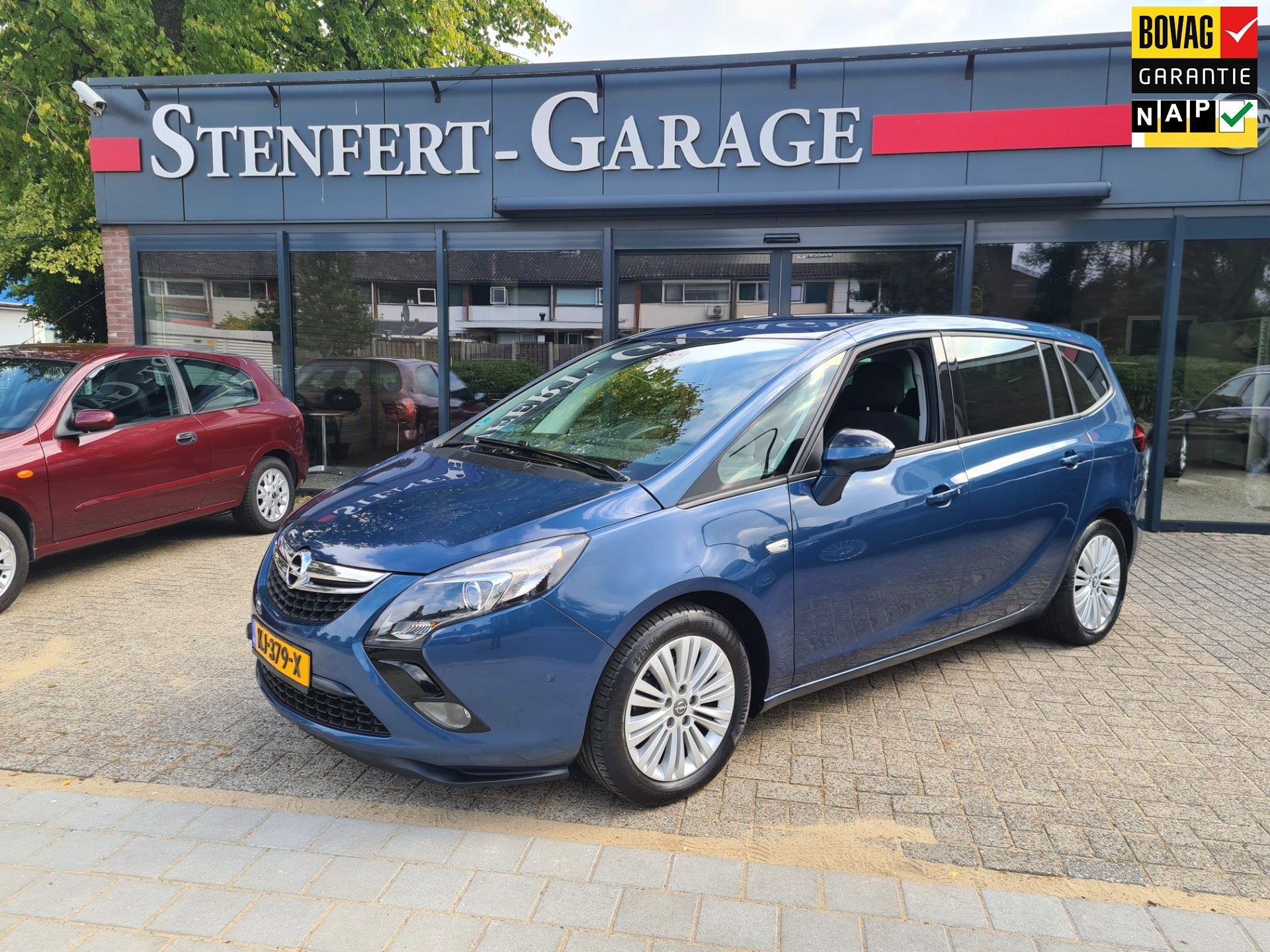 Opel Zafira Tourer occasion - Stenfert-Garage