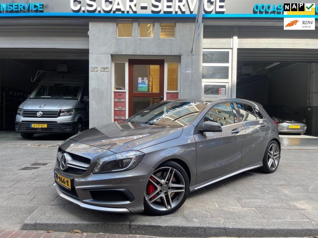 Mercedes-Benz A-klasse occasion - CS Car Service