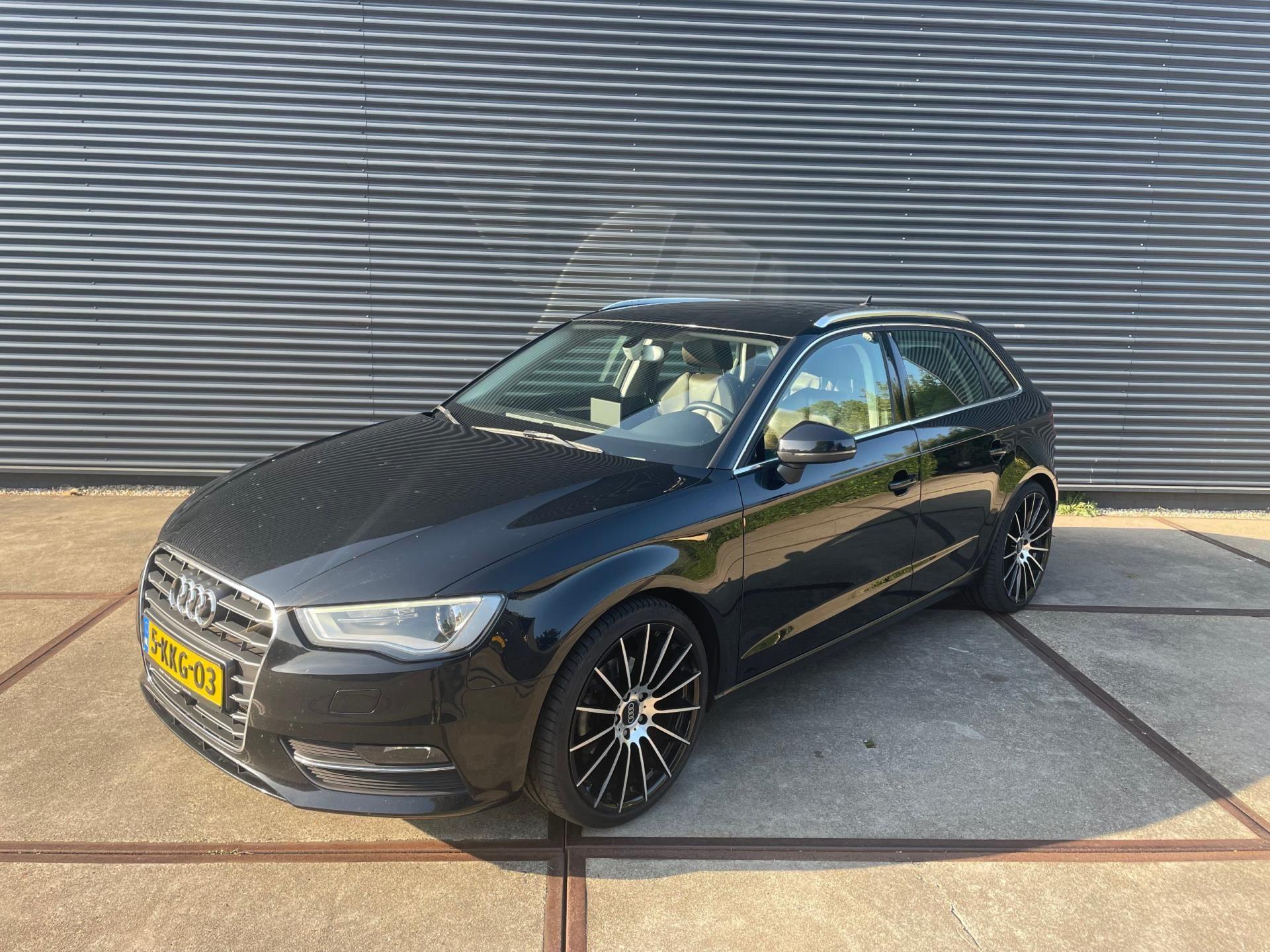 Audi A3 Sportback occasion - AB Automobielen