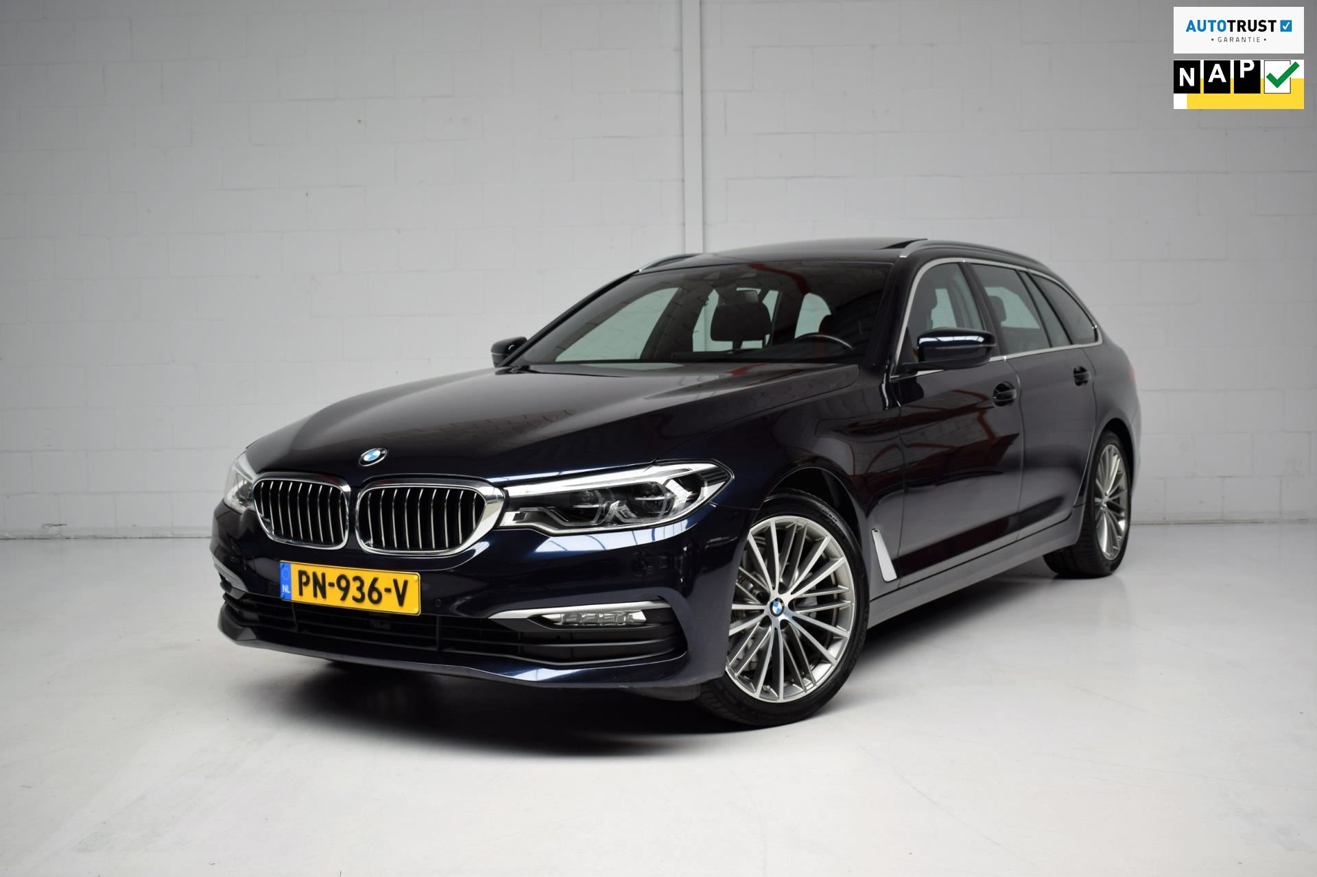 BMW 5-serie Touring occasion - Autocenter Baas BV