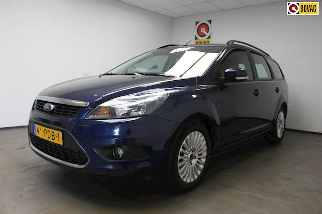 Ford Focus Wagon 1.6 TDCi Limited AIRCO APK