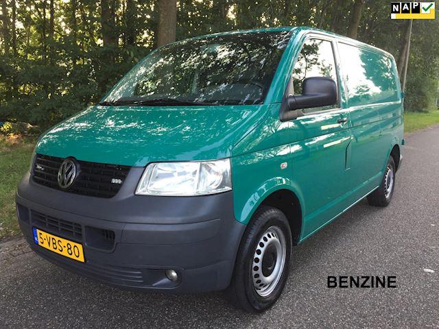 Volkswagen Transporter T5 2.0 300 MHD,airco, benzine, camperbasis