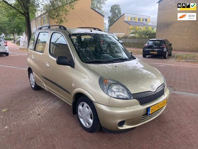 Toyota Yaris Verso AUTOMAAT / 91.000 NAP / Airco / Tweede eigenaar / Mooie auto