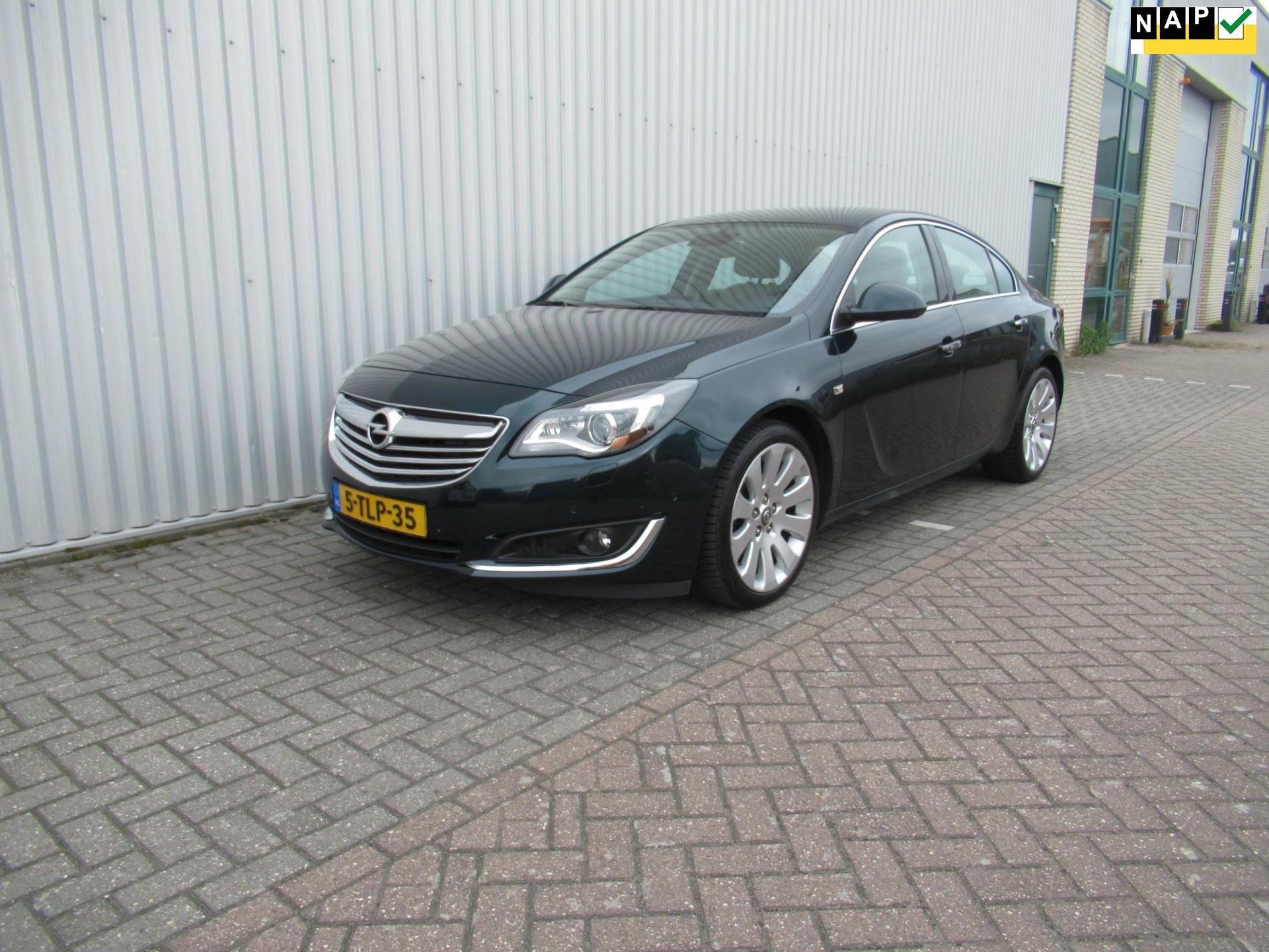 Opel Insignia occasion - Autobedrijf Maasdijk