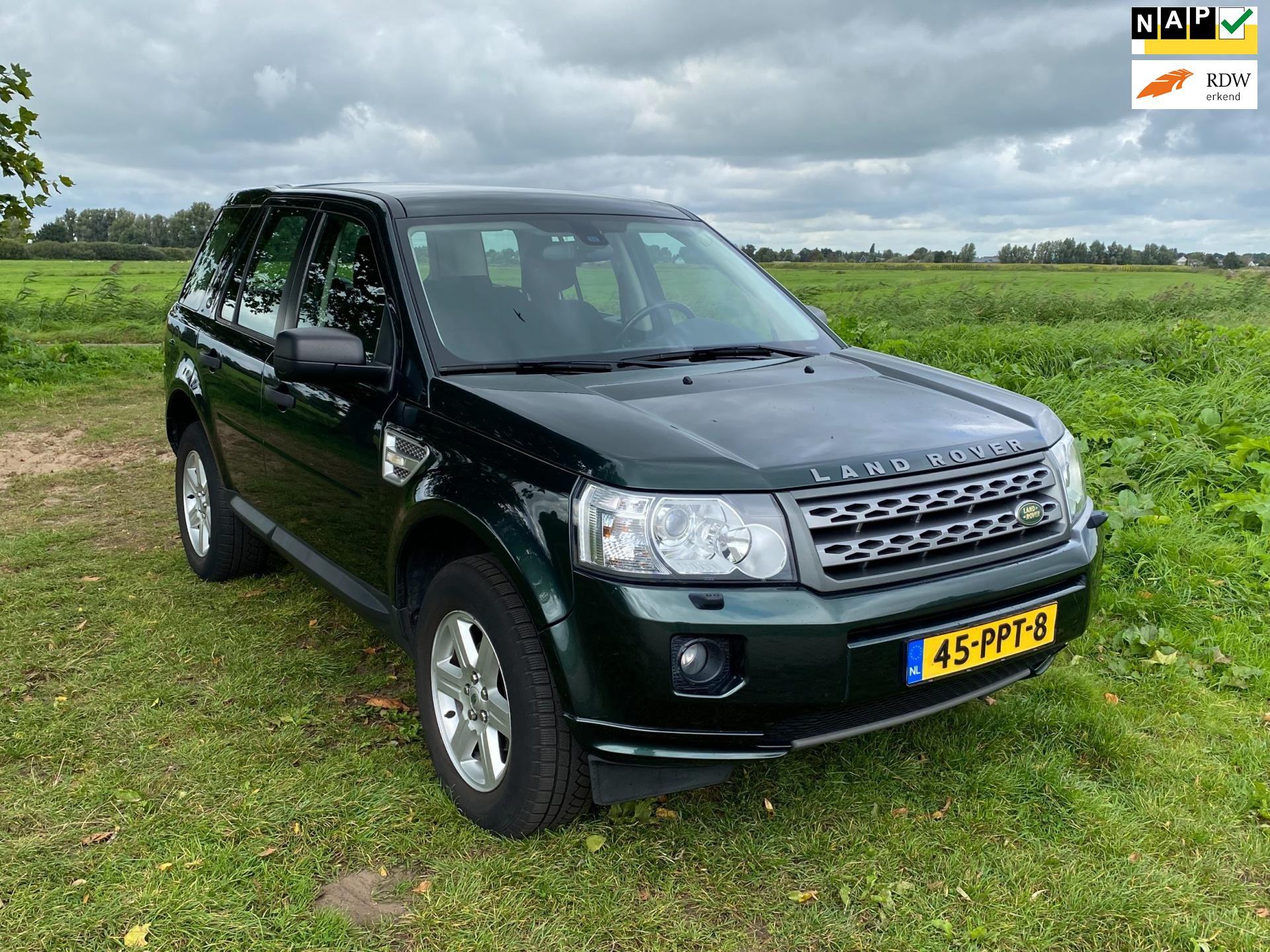 Land Rover Freelander occasion - Wijdemeren Auto's