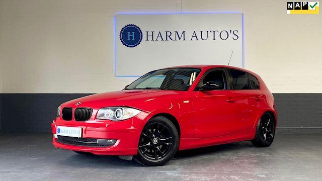 BMW 1-serie occasion - Harm Auto's