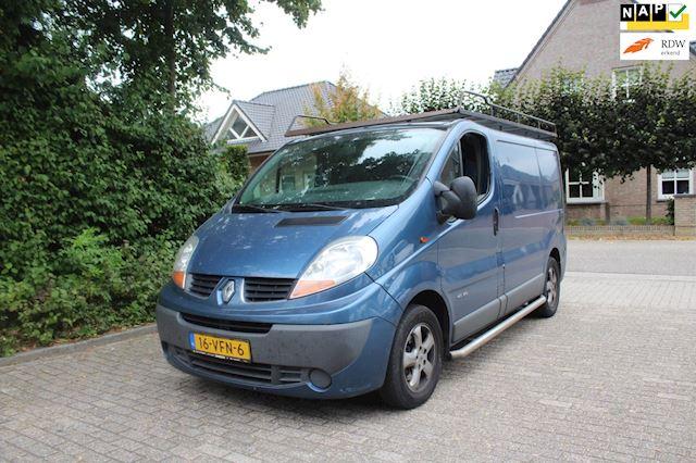Renault Trafic autom   airco    inruil auto !!!  2.5 dCi T29 L1H1