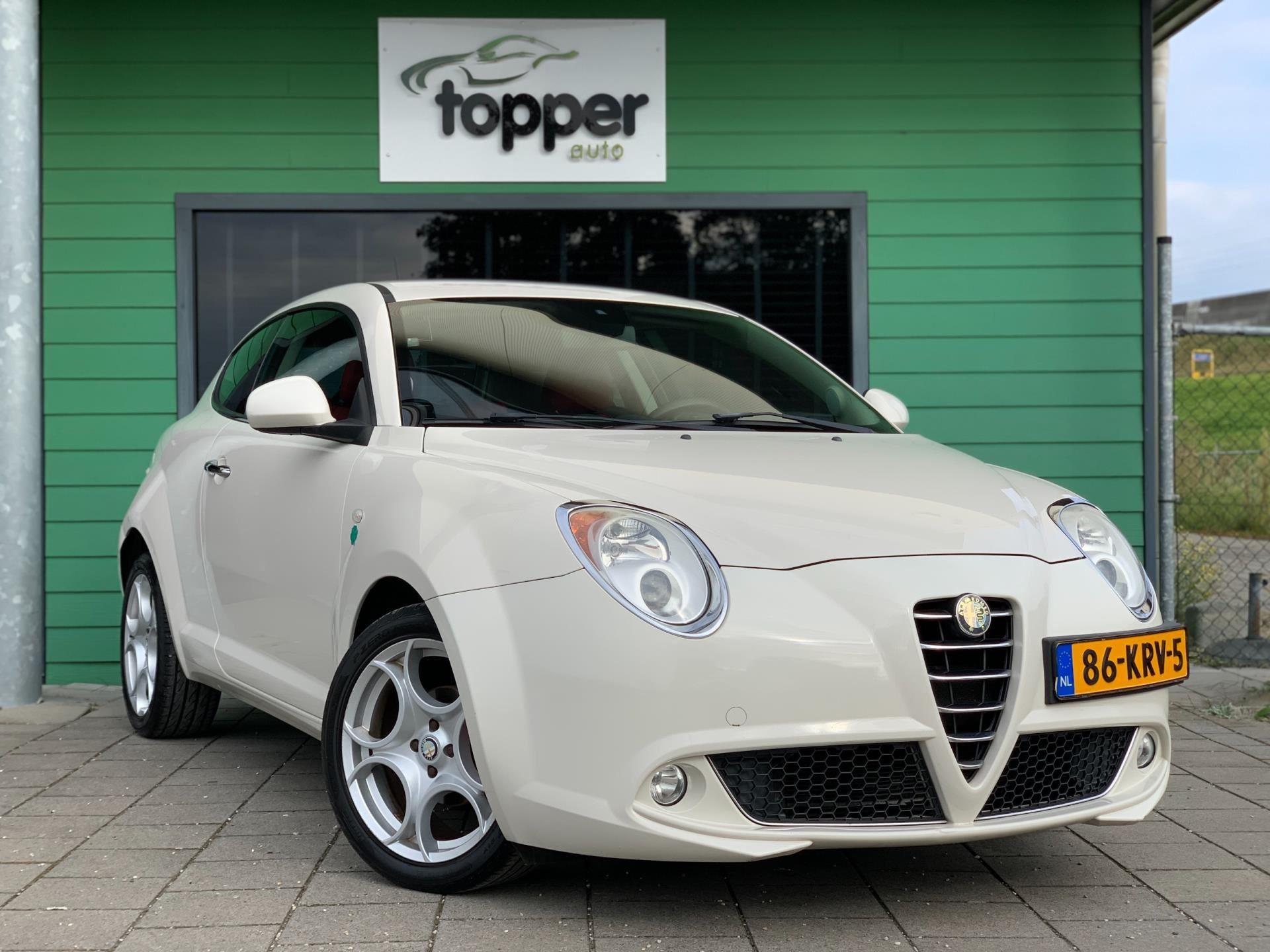 Alfa Romeo MiTo occasion - Topper Auto