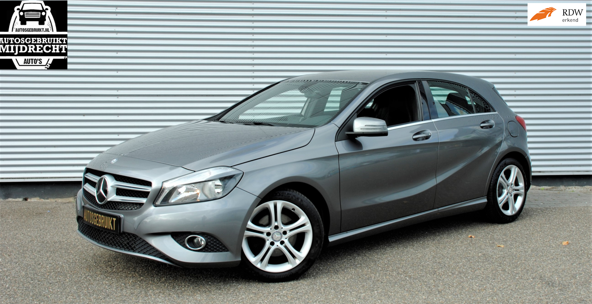 Mercedes-Benz A-klasse occasion - Autosgebruikt Mijdrecht