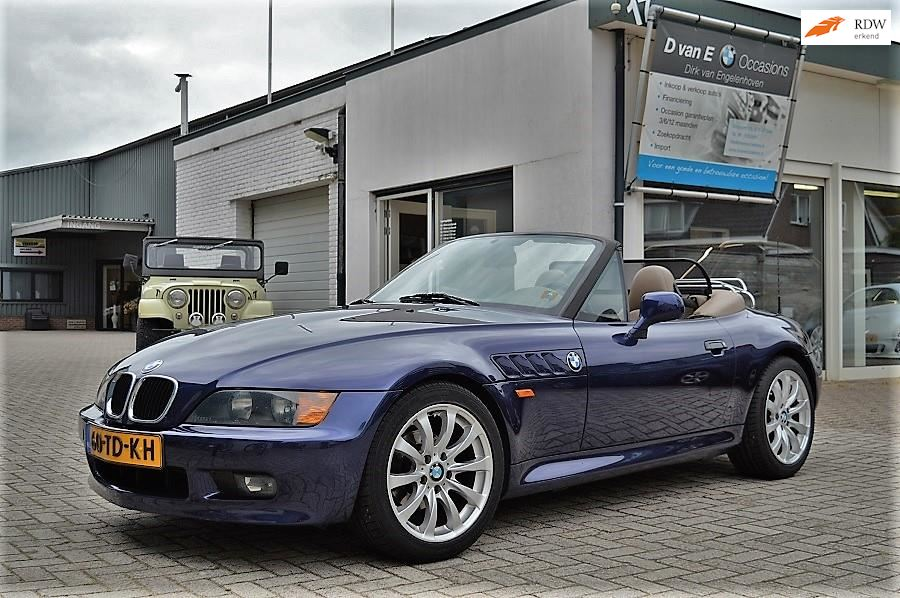 BMW Z3 Roadster occasion - D van E BMW Occasions