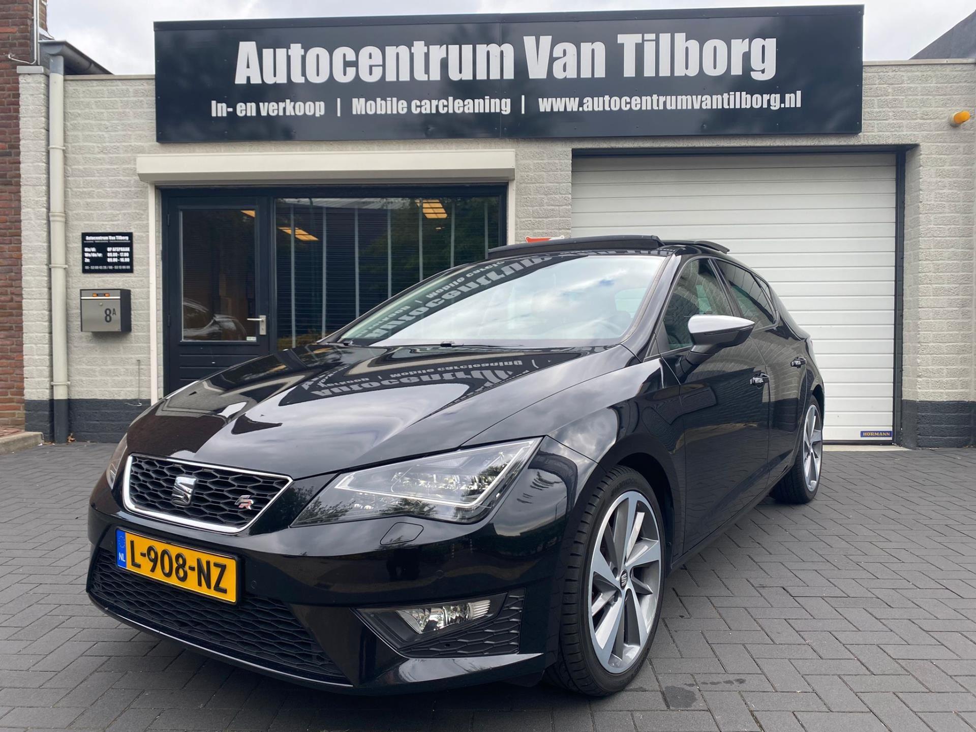Seat Leon occasion - Autocentrum van Tilborg