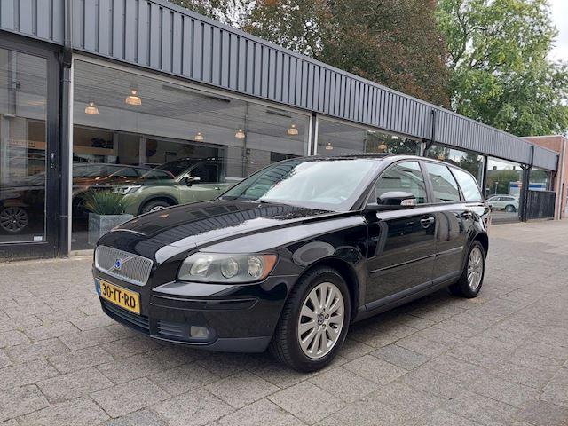 Volvo V50 1.8 Edition I Dealer oh/Clima/Regensensor/Cruise/16 inch/2 eigenaren