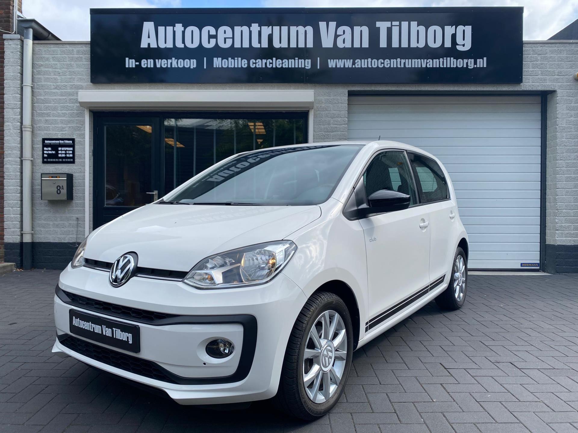 Volkswagen Up occasion - Autocentrum van Tilborg