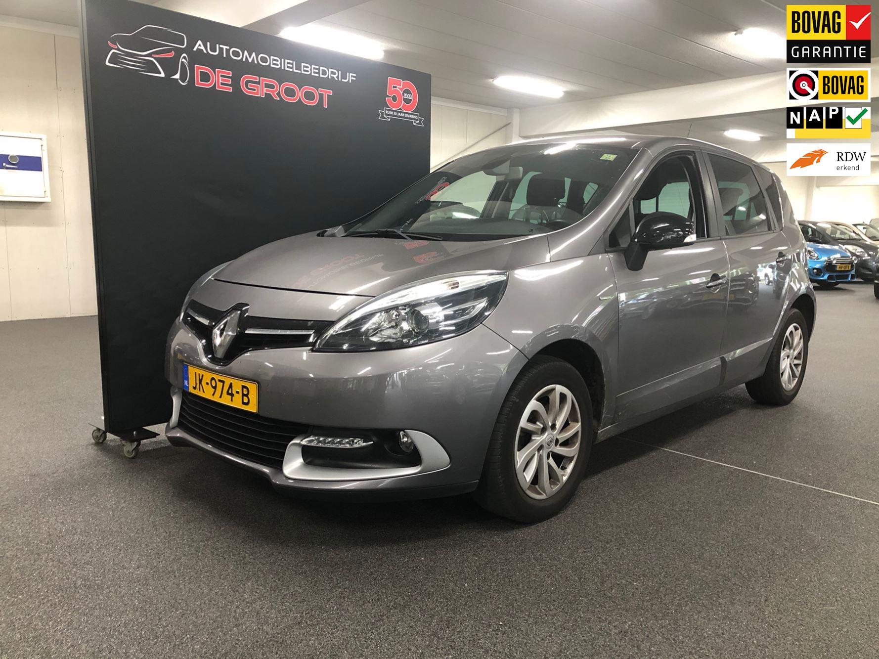 Renault Scénic occasion - Automobielbedrijf de Groot
