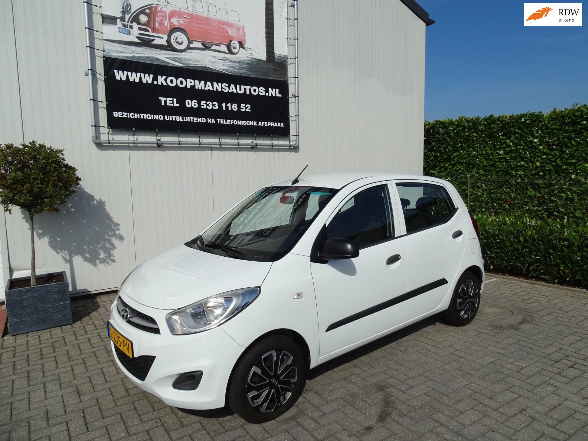 Hyundai I10 occasion - Koopmans Auto's
