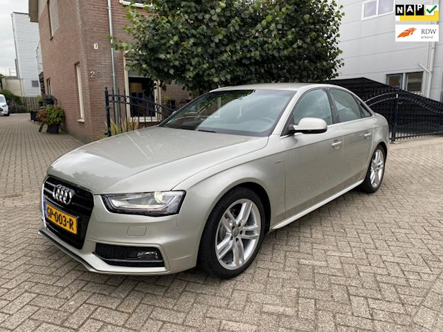 Audi A4 2.0 TDI 2x S-line Edition