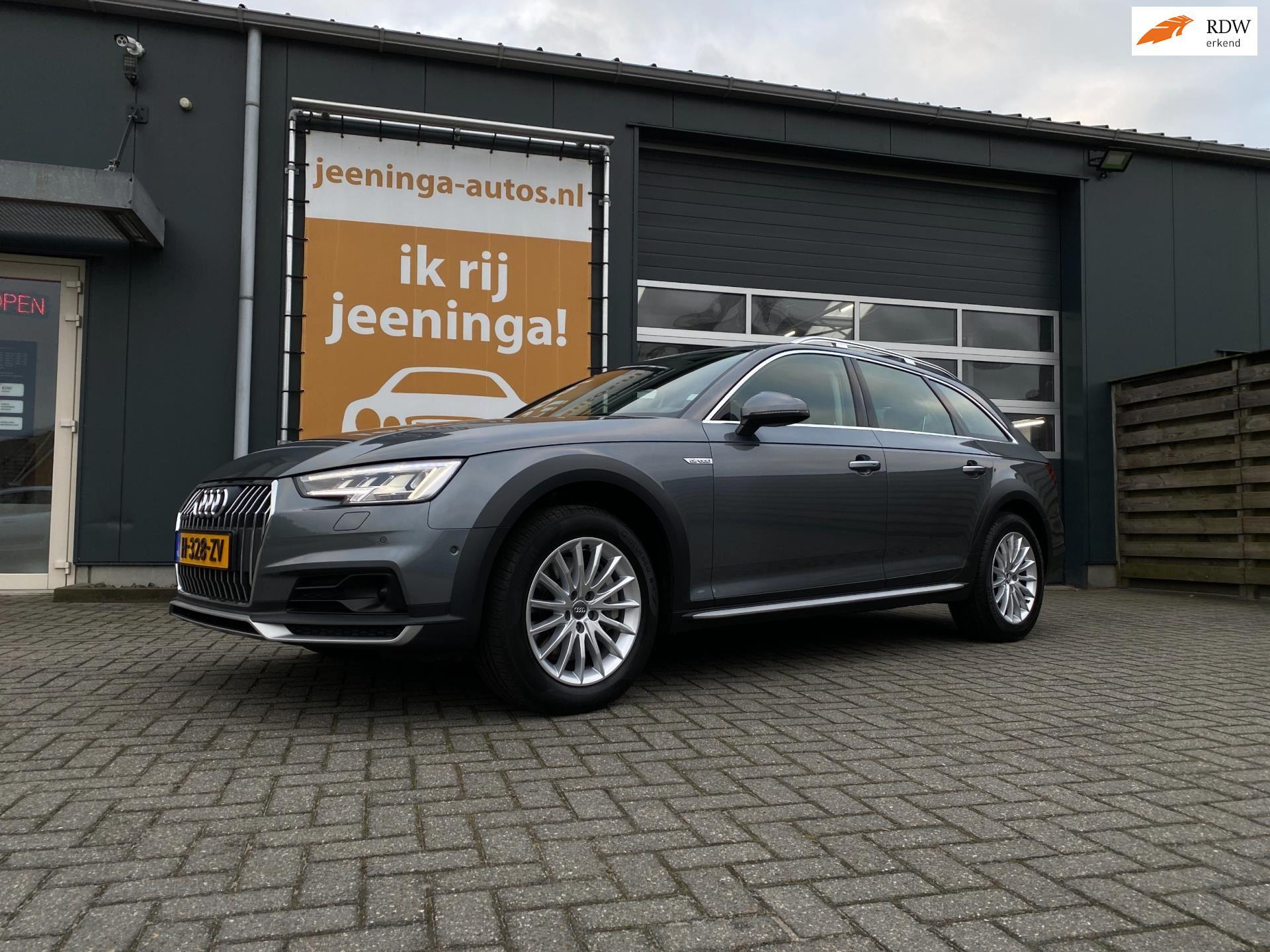 Audi A4 allroad quattro occasion - Jeeninga Auto's