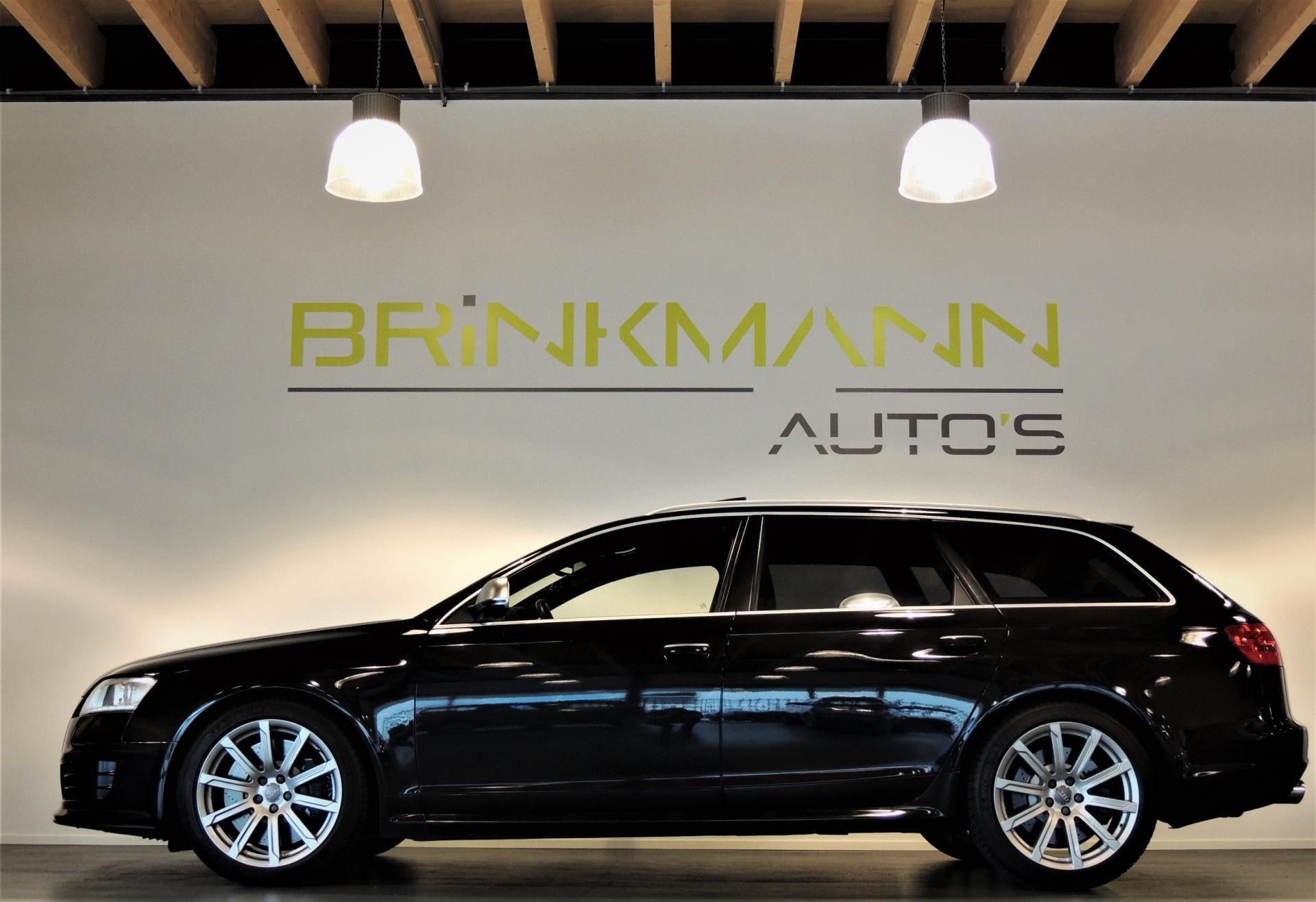 Audi RS6 Avant occasion - Brinkmann Auto's