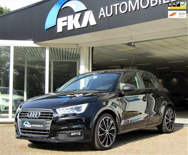 Audi A1 1.0 Sportback 95 PK Xenon, bluetooth, Climate control, 17 lm, Cruise control, LED dagrij verl. occasion - FKA Automobielen