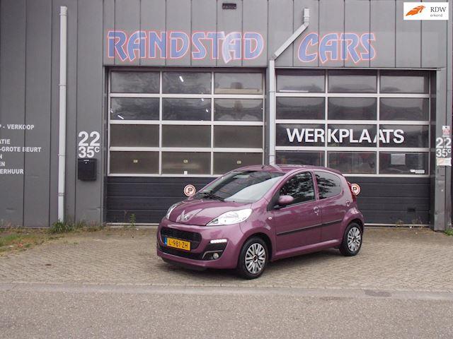Peugeot 107 1.0 Sportium Bluetooth Airco Elek Pakket 5Deurs 2012bj GARANTIE