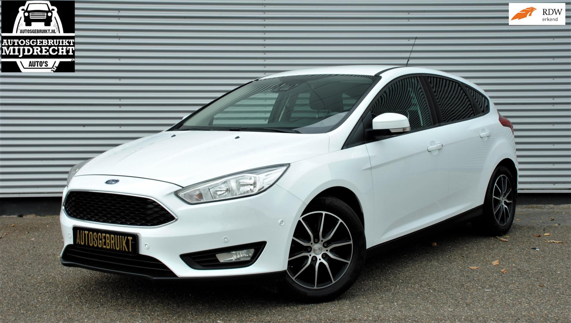 Ford Focus occasion - Autosgebruikt Mijdrecht